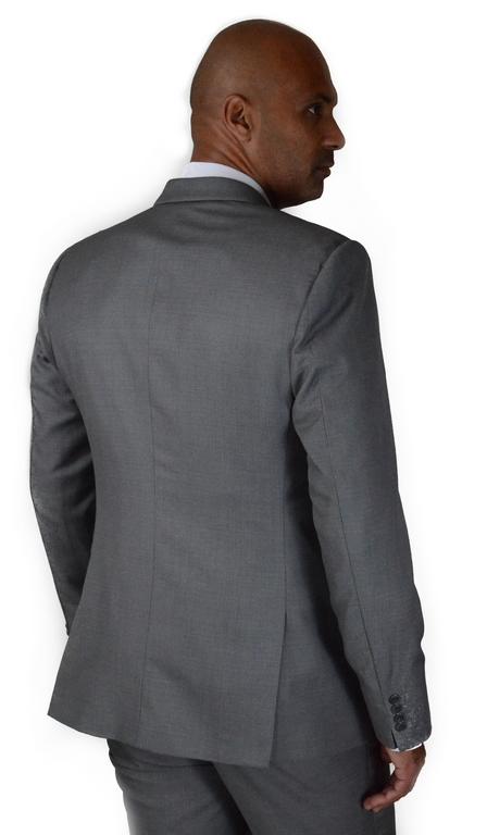 38ee048ddadba Veste de costume grise Tall Altitude Plenitude Veste grise ...