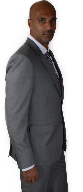 Veste de costume grise Tall Altitude Plenitude
